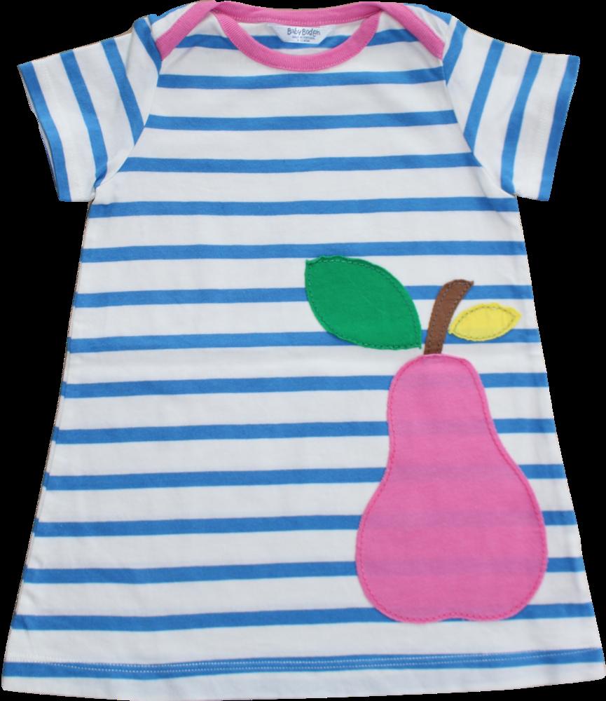 Mini Boden Baby Boden Kleid Birne Größe 9/9